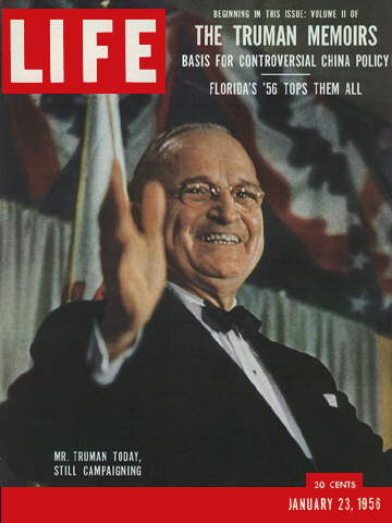 CITIZEN HARRY TRUMAN