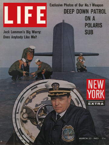 POLARIS SUBMARINE COMMANDER