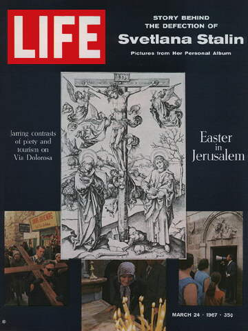 COMPOSITE: EASTER IN JERUSALEM