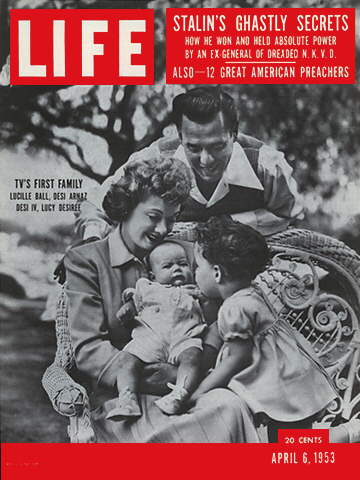 LUCY, DESI AND KIDS