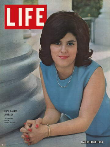 LUCI BAINES JOHNSON