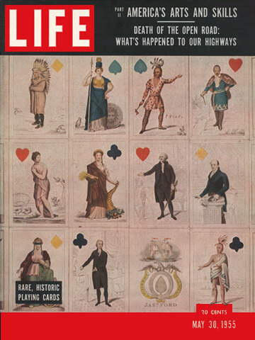 HISTORIC CARDS