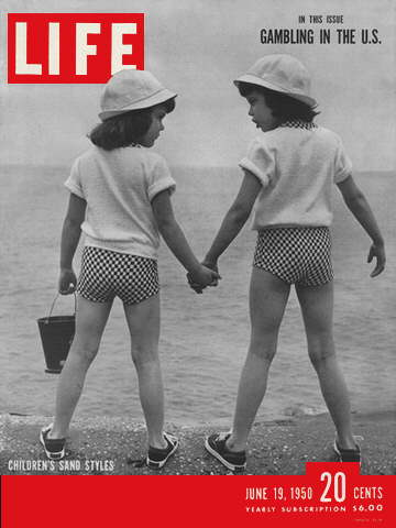 CHILDREN'S BEACH FASHIONS