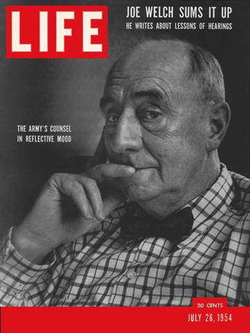 LAWYER JOSEPH WELCH