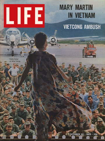MARY MARTIN IN VIETNAM