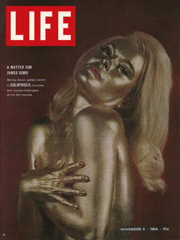 ACTRESS SHIRLEY EATON